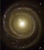 Spiral Galaxy NGC 4622 from the Hubble Heritage Project